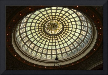 Chicago's Tiffany Dome 1