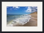 Marconi Beach at Wellfleet, Cape Cod by Christopher Seufert
