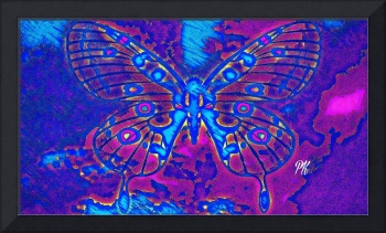 Abstract Butterfly Art 8
