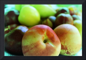 nectarines and other fruit