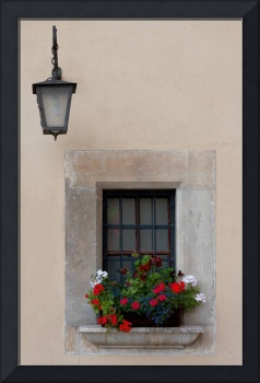 Window And Lantern