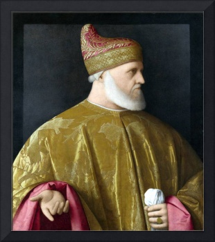CATENA, Vincenzo - Portrait of the Doge, Andrea Gr