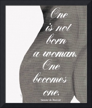 BECOMING - WOMAN
