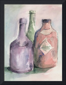Bottle Trio