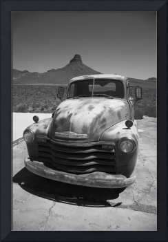 Route 66 - Old Chevy Pickup
