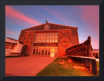 Bayfield Maritime Museum - Sunrise