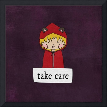 Take Care by Linda Tieu