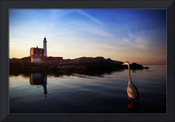 Heron & Fisgard Lighthouse