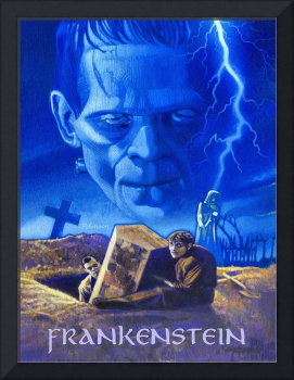 Frankenstein 1931 Movie Poster