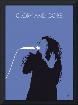 No028 MY Lorde Minimal Music poster
