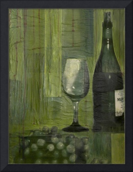 Green Wine Composition
