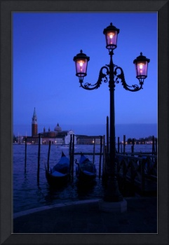 Evening in Venice, Italy