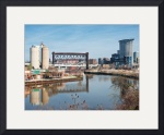 Cuyahoga River View by Rich Kaminsky