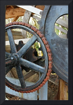 Historic Water Wheel