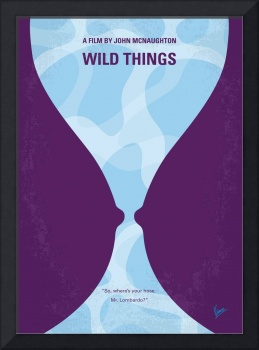 No630 My Wild Things minimal movie poster