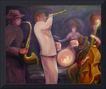 The Jazz Players