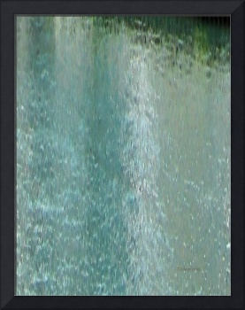 Abstract - Water - 2