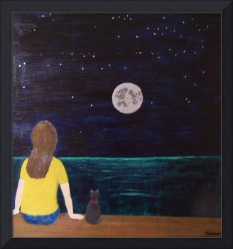 Becky, Baby and the Moon