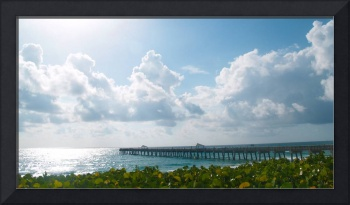 Seascape Juno Beach Pier Florida C2
