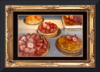 DESSERTS 400dpi 7x5 inches PARIS