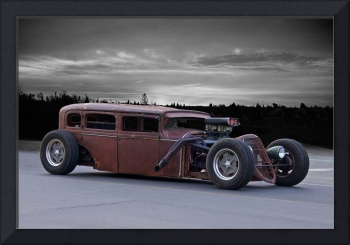 Alley Rat Rod IV