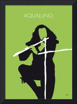 No146 MY IAN ANDERSON Minimal Music poster