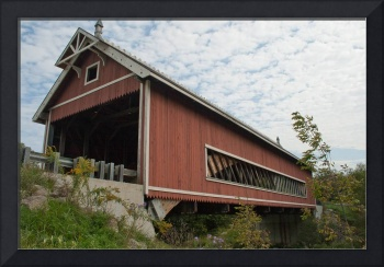Covered Bridge Series #1