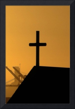 Sunset Cross, Oakland, California
