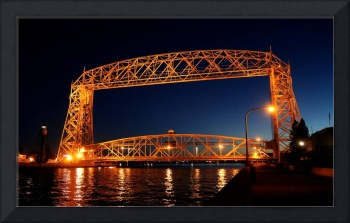 Duluth MN Aerial Lift Bridge