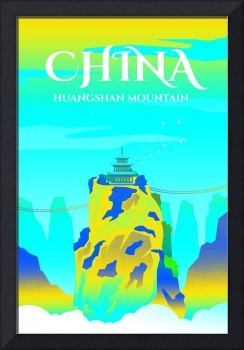 Travel Poster of China 088