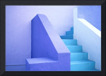 Blue Stairs Miami #2