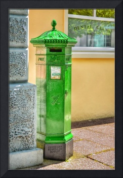 Irish Post box