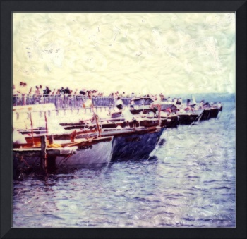 Skaneateles Antique Boat Show - Docks
