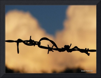 Barbed Wire Clouds