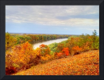 Merom Bluff Overlook