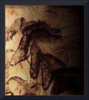 Three Horses of Lascaux