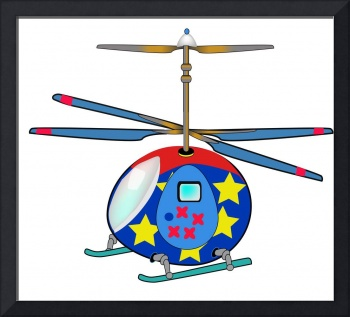 Mikie the Helicopter