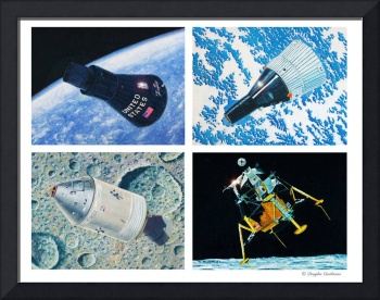 NASA's Manned Spacecraft of the 1960's