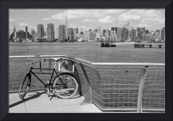 NYC Skyline by the East River