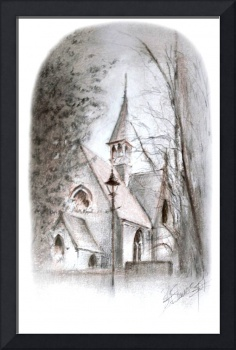 Luss Church Scotland