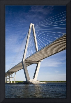 Arthur Ravenel Jr Bridge over the Cooper River