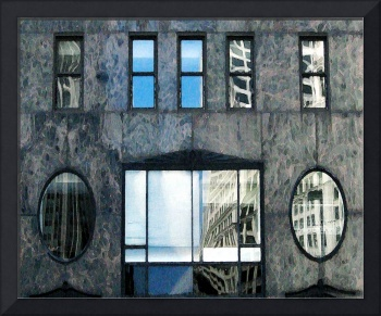 Building Facade - Windows on the City