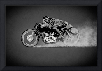 The Motorcycle Dust Devil