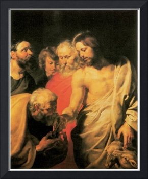 Peter Paul Rubens' Christ's Charge to Peter