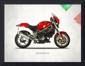 Ducati Monster S4 SPS