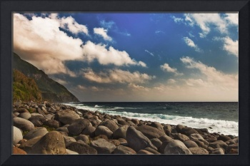 Valugan Boulder Beach, Batanes, Philippines