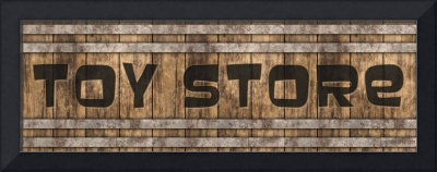 TOY STORE SIGN