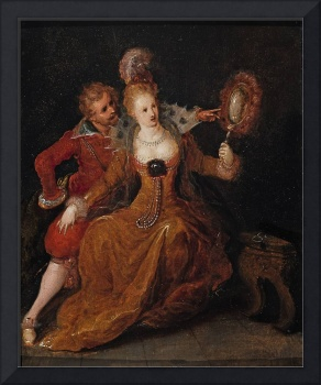 Frans Francken the Younger, Allegory of Sight