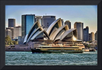 Every Which Way An Opera House
