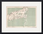 Massachusetts Atlas of Cape Cod : 1941 by Christopher Seufert